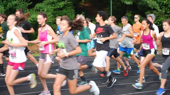 The second annual Music for the Sole 5K is June 4 at A.C. Reynolds High School in Fairview.