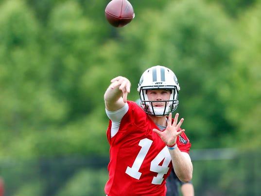 NFL: New York Jets-OTA