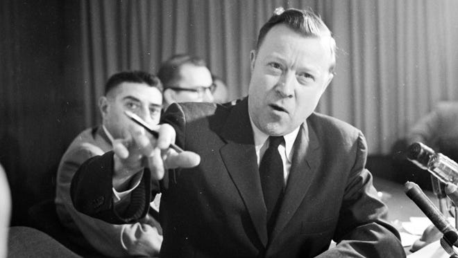 """Sixty-one years ago this month, legendary United Auto Workers President Walter Reuther told a U.S. Senate select committee that staff contributions to the union's so-called """"flower funds"""" were voluntary, not compulsory -- a practice federal agents are once again investigating in connection with their corruption probe."""