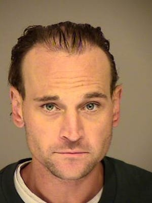 Burglary suspect Jonathan Jessop.