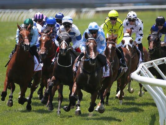 EPA AUSTRALIA HORSE RACING SPO HORSE RACING AUS VI