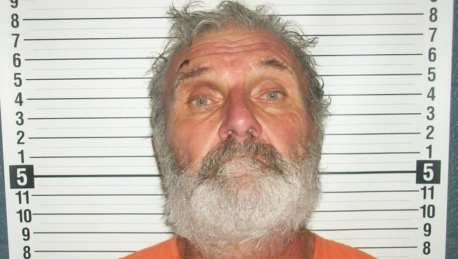 Charles W. Akers, 63, has been indicted on a felony charge of arson following his arrest after a Nov. 7 fire.