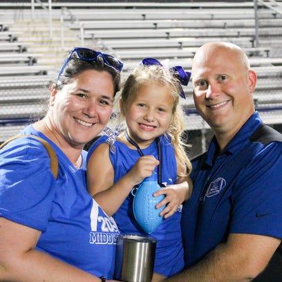 Zach Blum named football coach at Middletown