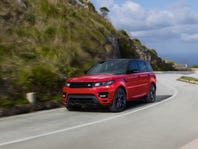 Range Rover HST Limited Edition has 380 hp