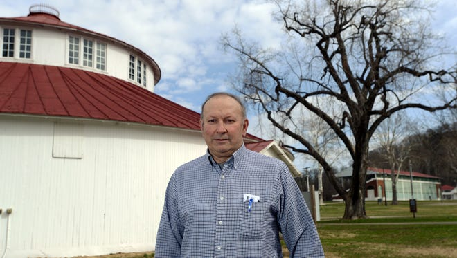 Jim Marcinko has been named the new Fairfield County Fair manager.