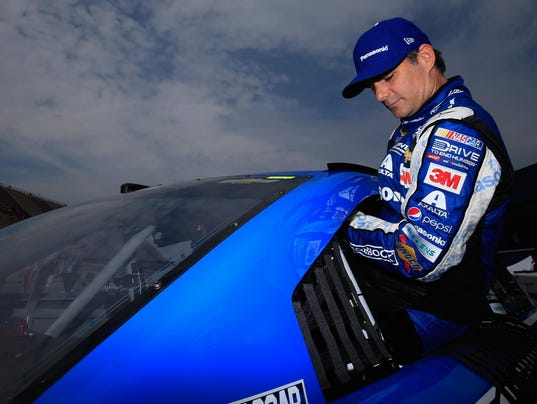 NASCAR Sprint Cup Series Quicken Loans 400 - Qualifying