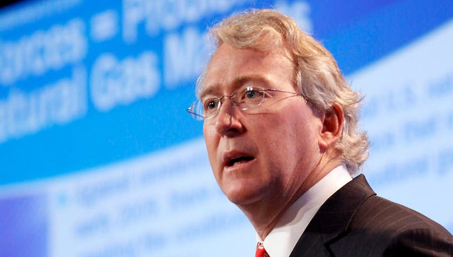 Aubrey McClendon, former CEO of Chesapeake Energy, was killed in an auto accident March 2.