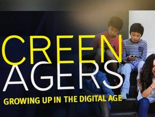 Screenagers, a documentary on finding balance for kids and their screen time, has showings nationwide. Tips and information are also available on its website.