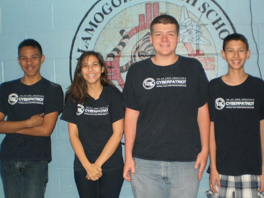 Alamogordo JROTC Cyber Team