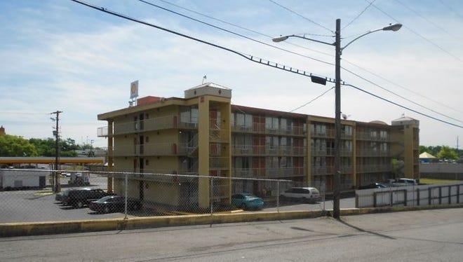 The Howard Johnson at  2306 Brick Church Pike is among hotels linked to Nayan K. Patel.