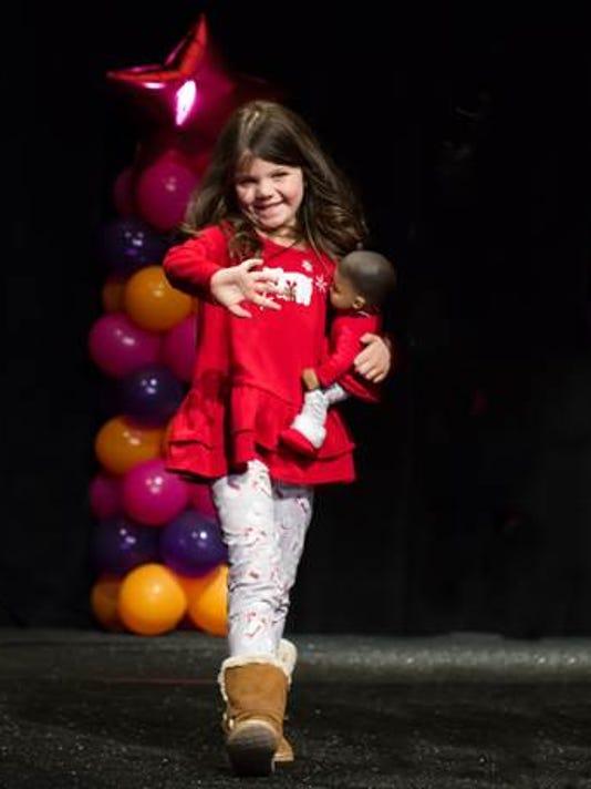 c545fe9e7 American Girl Fashion Show hits Phoenix runway on Nov. 5-6