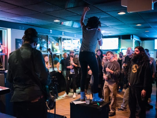 Rockford Tavern in Wilmington is both a sports bar and music venue.