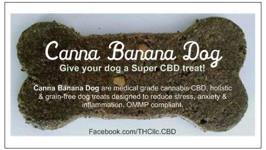 The Healthy Canine product promo.