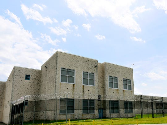 York County Prison in Springettsbury Township, Thursday,
