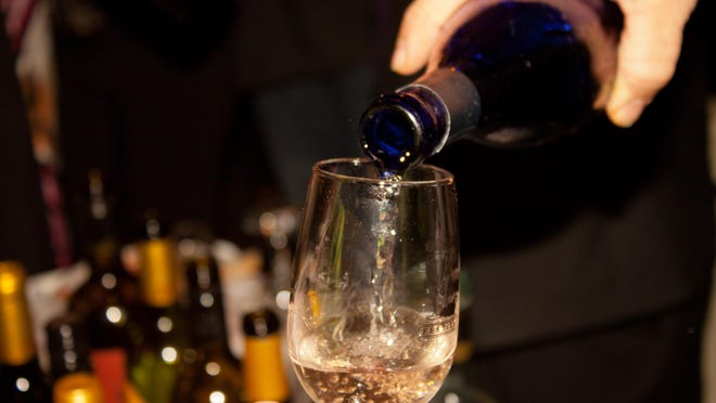 Nearly 150 varieties of wine will be available for tasting at Saturday's Wine and Food Festival.