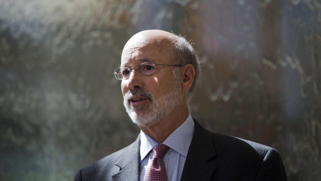 FILE PHOTO Gov. Tom Wolf