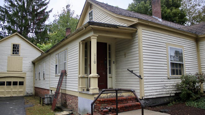 Jefferson Homes Inc. sought a demolition of the property at 110 High St. but withdrew its application after the Historic District Committee viewed it as incomplete and failed to consider any reuse of the existing structure.