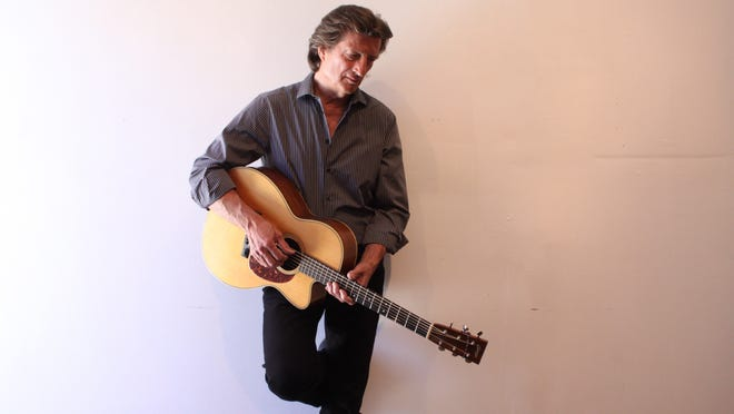 Folk-blues musician Chris Smither performs Saturday in Middlebury.