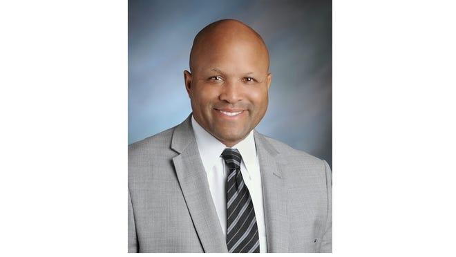 Jahmal Mosley, current superintendent of Nashua Public Schools.
