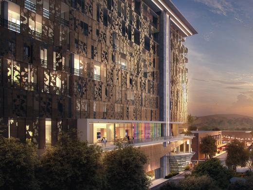 Deloitte center, planned for Gilbert's Rivulon Commons