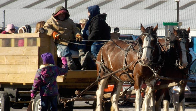 December will be here sooner than you think so mark your calendar for Christmas in the Village in Mishicot.