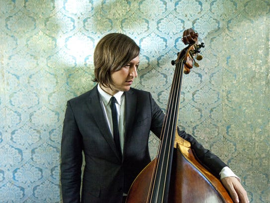 Bassist and composer Matt Ulery is at Cliff Bells