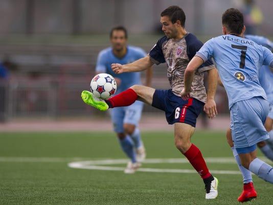 NASL Soccer: Indy Eleven vs. Minnesota United FC