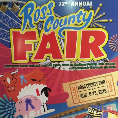 2016 Home Arts results from the Ross County Fair