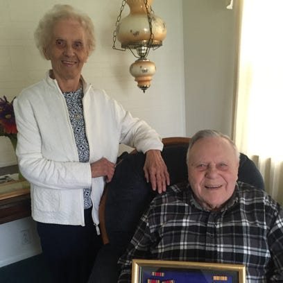 A few minutes with ... a man who survived the Pearl Harbor attack