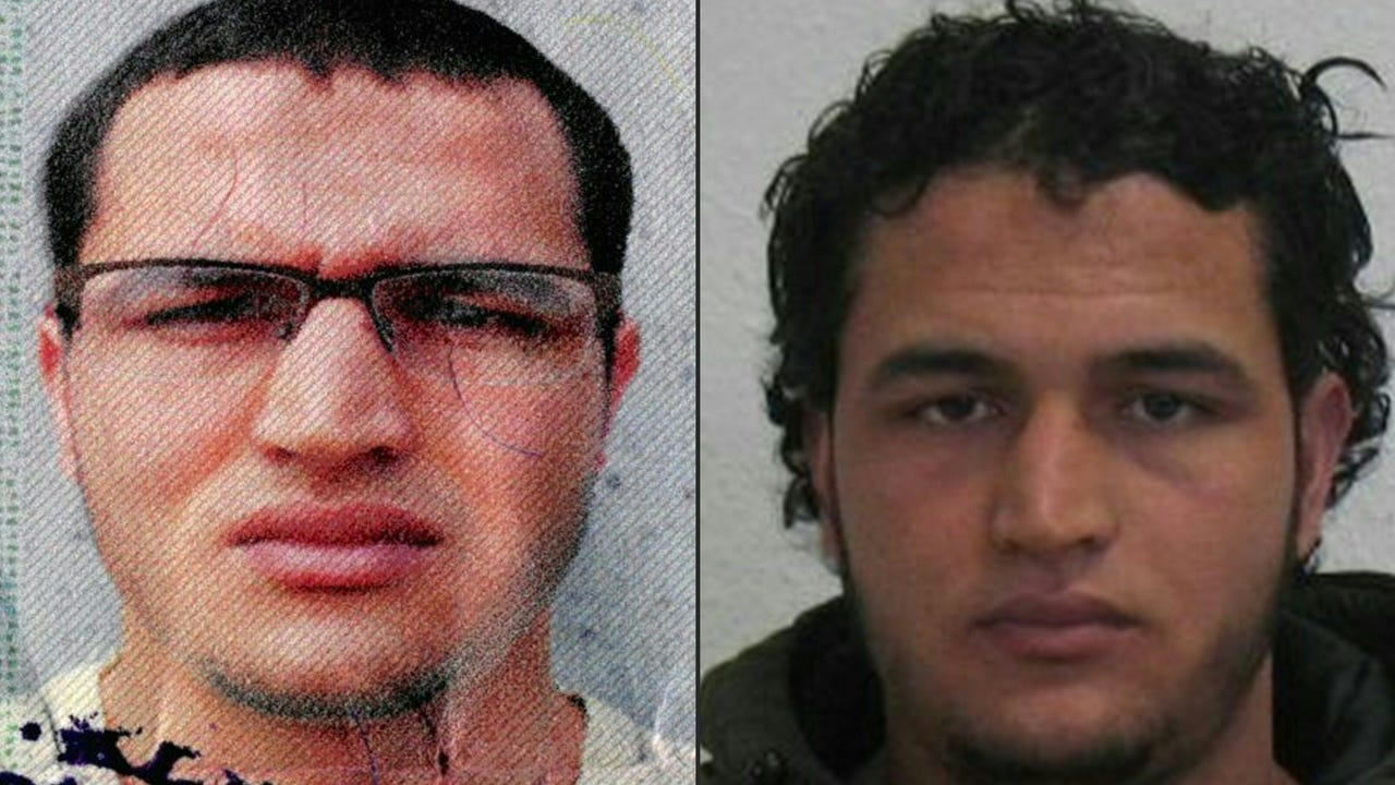 The Tunisian national sought in connection with the Berlin truck attack that killed 12 people and injured dozens has been shot dead in Italy, according to Italy's interior minister.