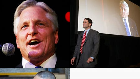 Here are the most-viewed politics stories on azcentral.com during the week of Aug. 31, 2014.