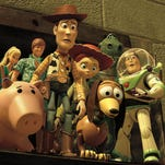 Four times the 'Toy Story' movies made us cry