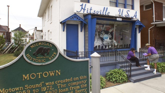 The Motown Historical Museum is on West Grand Boulevard in Detroit.