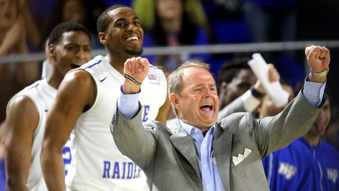MTSU will play Vanderbilt for the first time since 2012 next season.