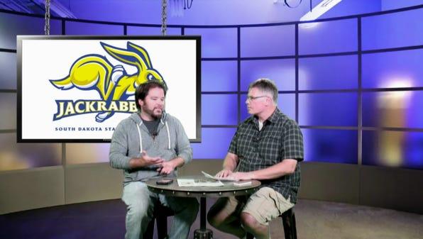 Argus Leader Media sports reporters Matt Zimmer and Mick Garry