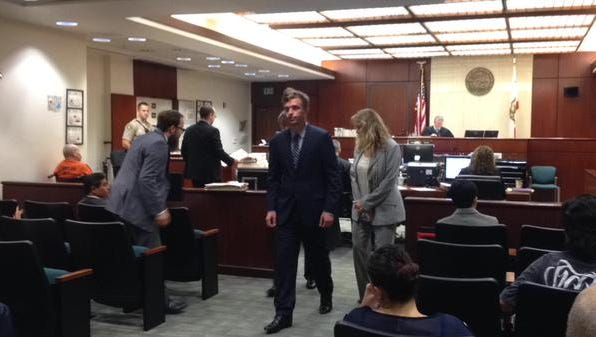 Conrad Hilton pleads not guilty to charges of evading police, reckless driving Sept. 17, 2015