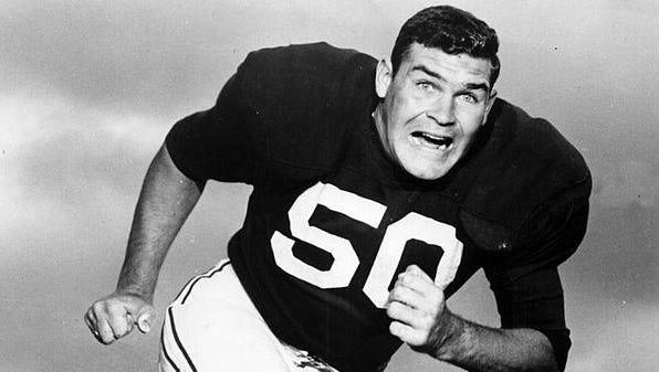 Former Mississippi State All-American Tom Goode died Thursday.