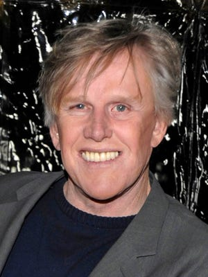 Authorities say actor Gary Busey struck and slightly injured a woman with his car while backing out of a shopping center parking lot in Malibu. The accident happened shortly before 3 p.m. Friday Feb. 13, 2015 on the Pacific Coast Highway.