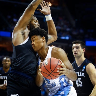 UNC beats Butler to advance to Elite Eight
