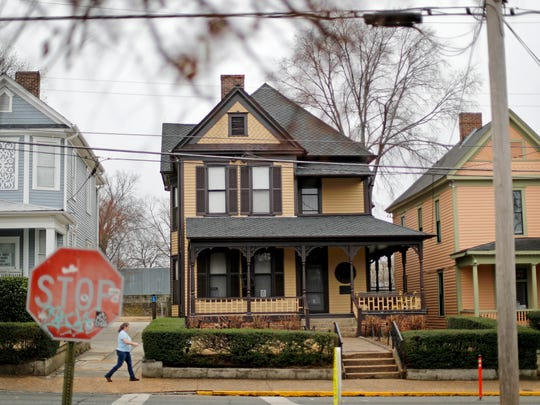 In Atlanta, Martin Luther King Jr.'s birth home, which is operated by the National Park Service.