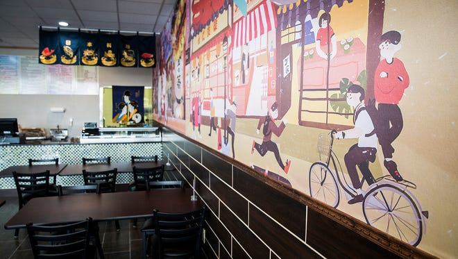 Ninja of Japan, located on Tillotson Avenue, opens Thursday. The restaurant serves sushi as well as other Japanese and Chinese food.