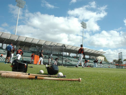 Best Spring Training Facilities Readers Choice Winners