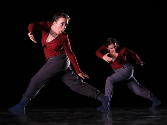 """""""Captura,"""" choreographed by Xochitl Marquez, was part"""