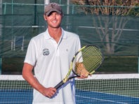 Local tennis pro uses sport he loves to give back for Thanksgiving