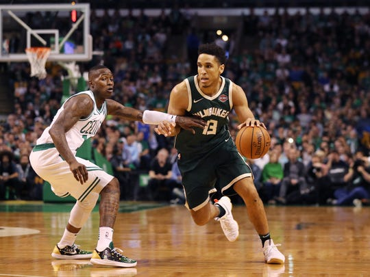 Malcolm Brogdon is a consistent presence on both offense and defense.