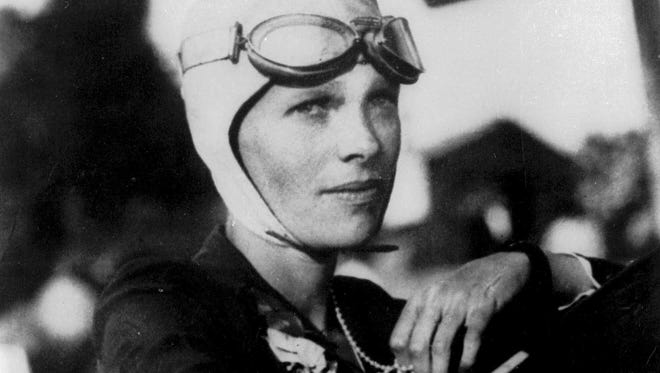On June 17, 1928, Amelia Earhart embarked on a trans-Atlantic flight from Newfoundland to Wales with pilots Wilmer Stultz and Louis Gordon, becoming the first woman to make the trip as a passenger.