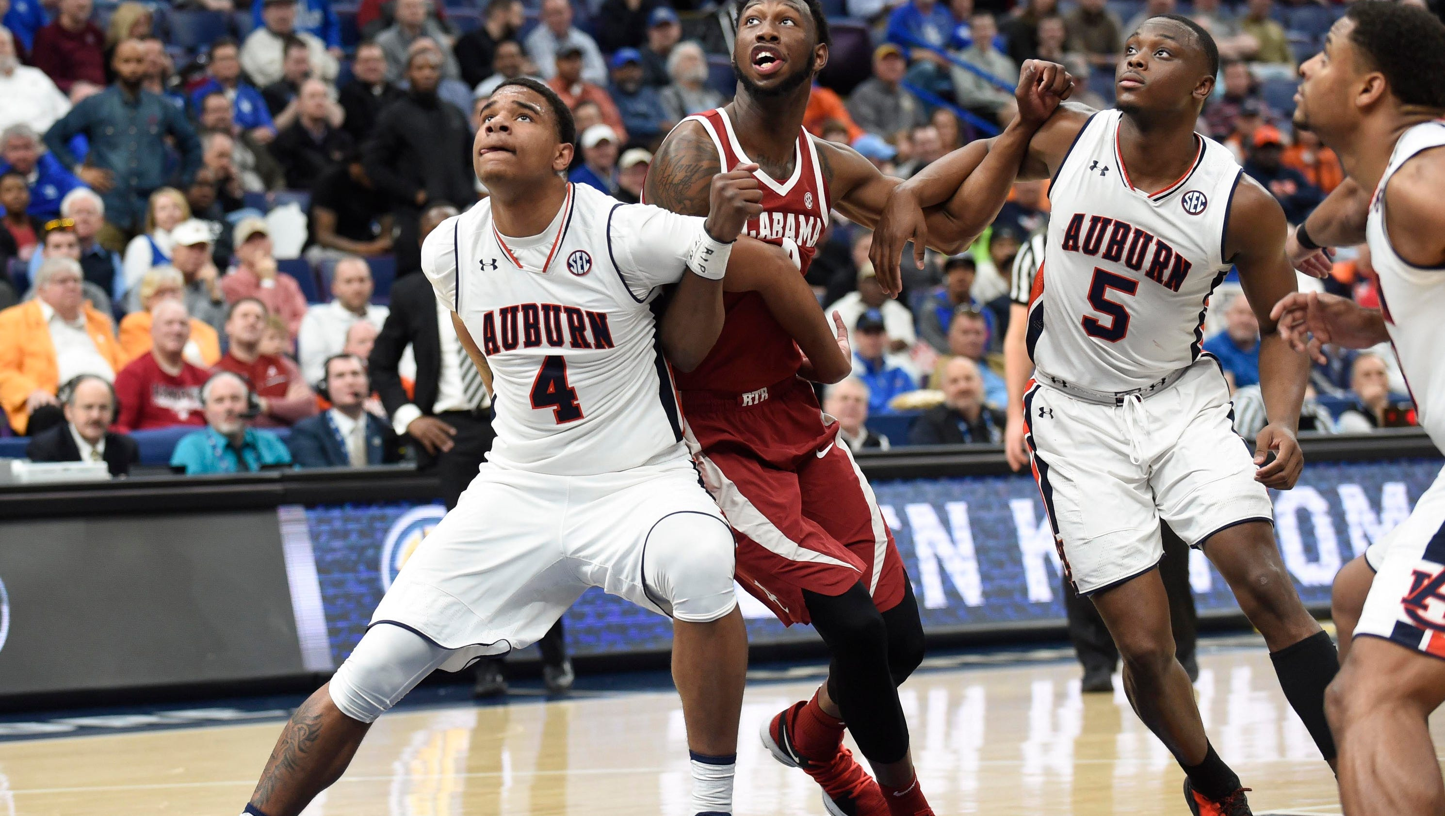 Five teams in NCAA tournament trouble after being ranked ...
