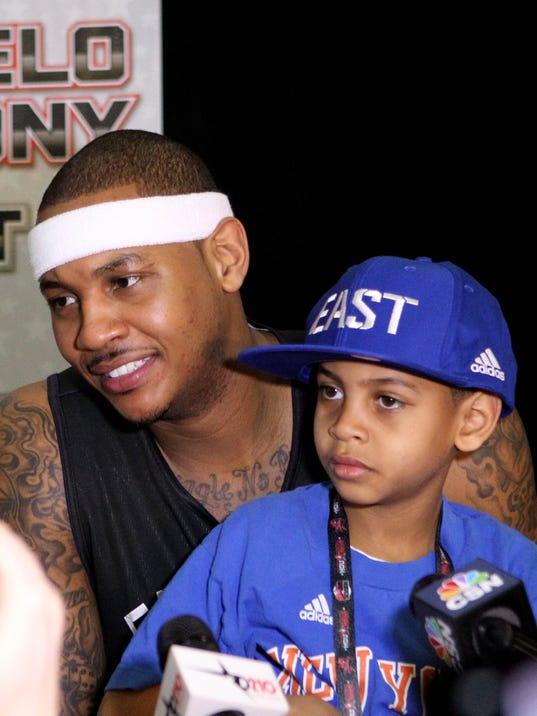 USP NBA: ALL STAR GAME-TEAM PRACTICES S BKN USA TX