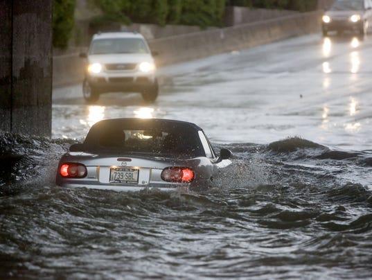 Monsoon dangers