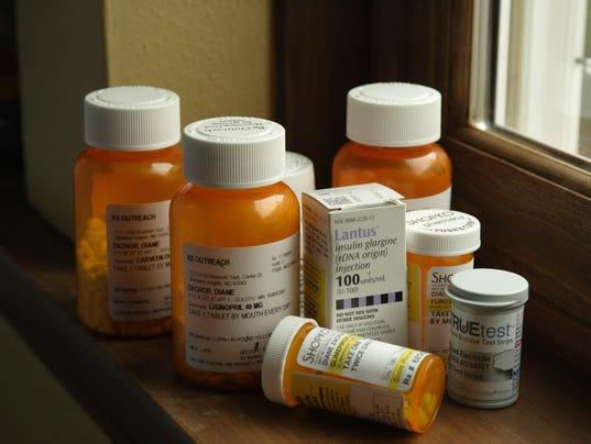 XXX KAISER-DRUG-COSTS-IN-OBSERVATION-CARE009.JPG USA MN
